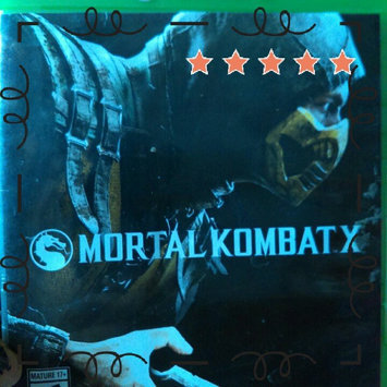 Photo of Warner Brothers Mortal Kombat X (Xbox One) uploaded by Antumn M.