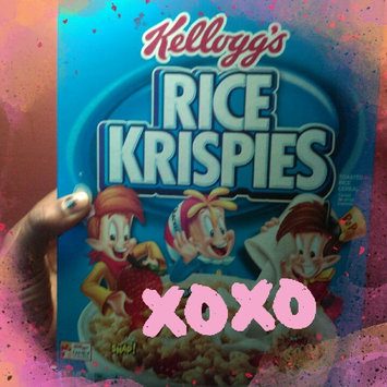Kellogg's Rice Krispies Cereal uploaded by Antumn M.