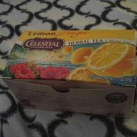 Celestial Seasonings® Lemon Zinger® Herbal Tea Caffeine Free uploaded by Lexie H.