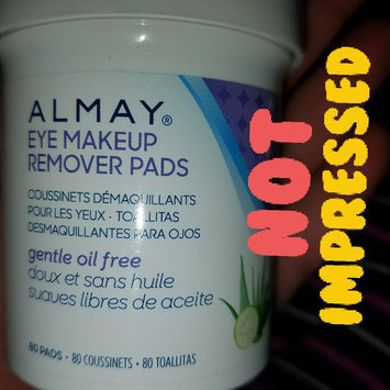 Almay Oil Free Gentle Eye Makeup Remover Pads uploaded by Asbaerla B.