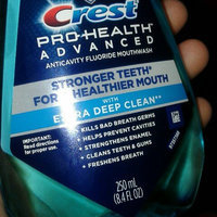 Crest Pro-Health Advanced, Extra Deep Clean Mouthwash, Fresh Mint uploaded by Alice C.