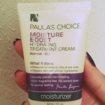 Photo of Paula's Choice Moisture Boost Hydrating Treatment Cream for Normal to Dry Skin uploaded by Gris H.