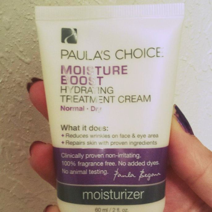 Paula's Choice Moisture Boost Hydrating Treatment Cream for Normal to Dry Skin uploaded by Gris H.