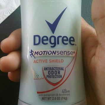 Degree Motion Sense Deodorant - 2.6 oz uploaded by Valeria H.