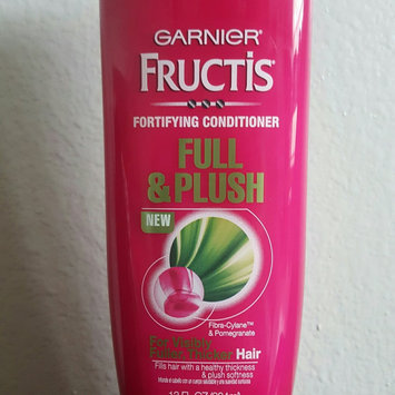 Garnier® Fructis® Full & Plush Conditioner 13 fl. oz. Bottle uploaded by Noelia M.