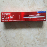 Colgate Optic White Anticavity Fluoride Toothpaste Cool Mint uploaded by Noelia M.