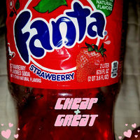 Fanta Strawberry Soda uploaded by Asbaerla B.