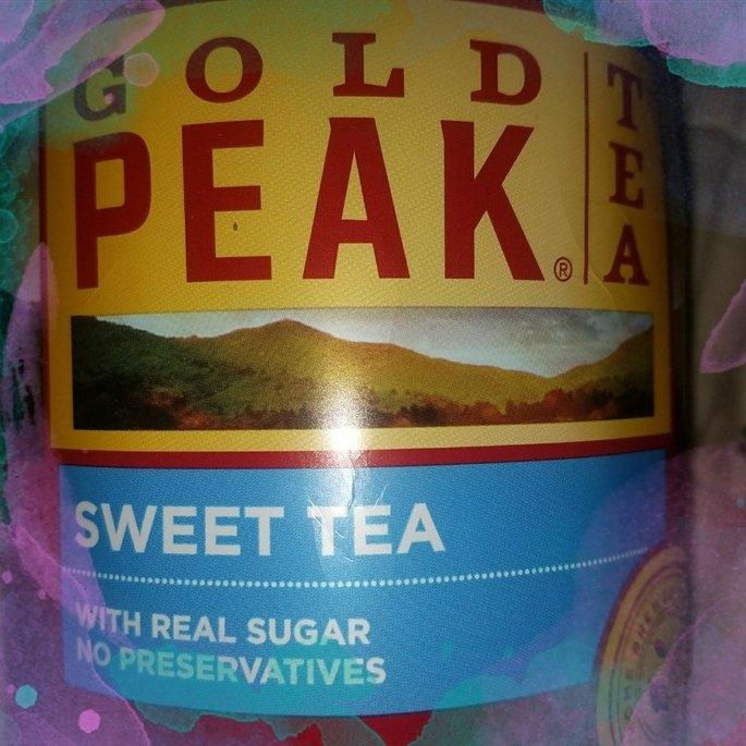 Gold Peak® Sweet Iced Tea 64 fl. oz. Plastic Bottle uploaded by Asbaerla B.