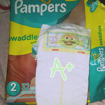Pampers Swaddlers Diapers Size 2 Jumbo Pack uploaded by Erica S.