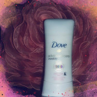 Dove® Advanced Care Invisible Clear Finish Antiperspirant Deodorant uploaded by Genedra T.