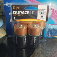 Duracell Coppertop Alkaline Batteries uploaded by Amanda L.