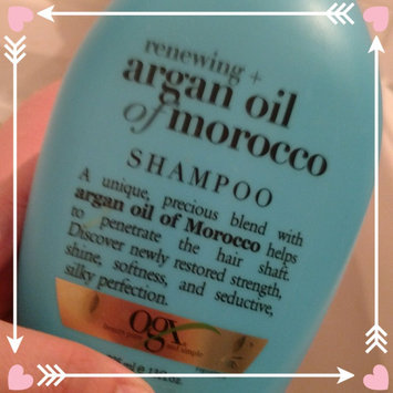 OGX® Argan Oil Of Morocco Shampoo uploaded by Latessia D.