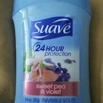 Suave® Sweet Pea & Violet Invisible Solid Anti-Perspirant Deodorant uploaded by R L.