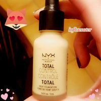 NYX Total Control Drop Foundation uploaded by Rebekah H.