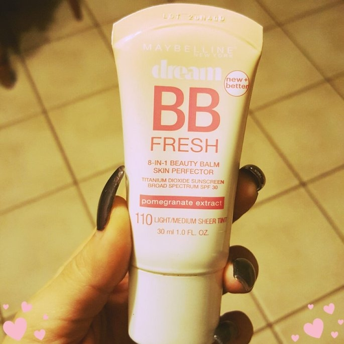 Maybelline Dream Pure BB Cream Skin Clearing Perfector uploaded by Angelina A.
