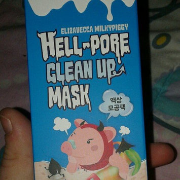 Elizavecca Hell-Pore Clean Up Mask uploaded by Alice C.