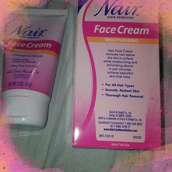 Nair Moisturizing Face Cream, 2 Ounce uploaded by Anita S.