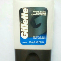 Gillette Sensitive Skin After Shave Lotion uploaded by ANDREA C.