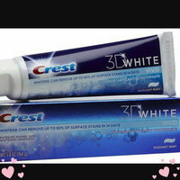 Crest 3D White Whitening Toothpaste Radiant Mint uploaded by Anita S.