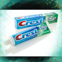 CREST TOOTHPASTE-WHITENING WITH SCOPE (Minty Fresh Striped) (8oz) 226g uploaded by Anita S.