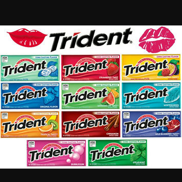 Trident Gum uploaded by Anita S.