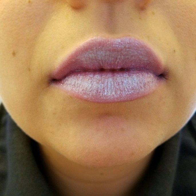 Too Faced La Crème Lipstick uploaded by Felicia T.