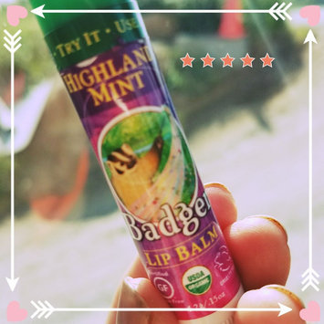 Photo of BADGER® Classic Organic Lip Balms uploaded by Tina T.