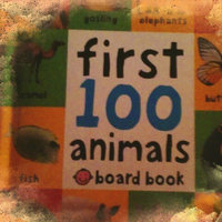Priddy Books First 100 Animals [Board Book .] uploaded by Ashley W.