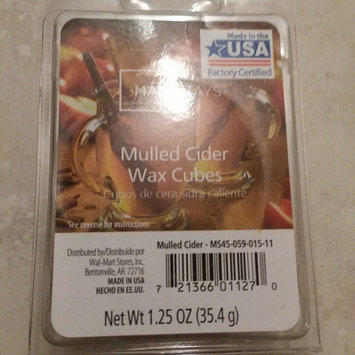 Mainstays Wax Melts, Mulled Cider uploaded by Melissa H.