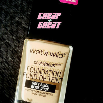 Photo of wet n wild Photo Focus Foundation uploaded by Brieanna L.