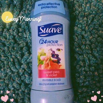 Suave® Sweet Pea & Violet Invisible Solid Anti-Perspirant Deodorant uploaded by Diana P.