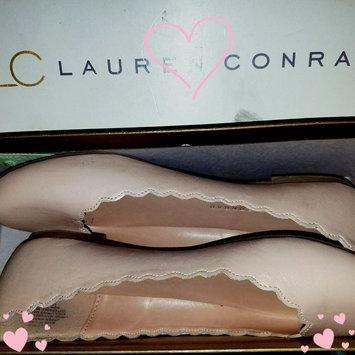Photo of LC Lauren Conrad Women's Scalloped Ballet Flats, Size: 9, Pink uploaded by Asbaerla B.