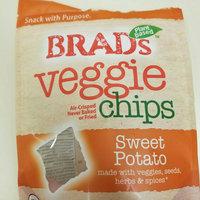 Brads&153; Sweet Potato Legume Snacks 3 oz uploaded by Bonnie H.