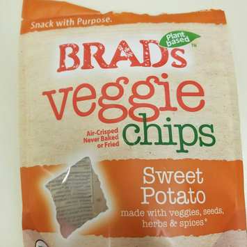 Brads&153; Sweet Potato Legume Snacks 3 oz uploaded by Bonnie H.