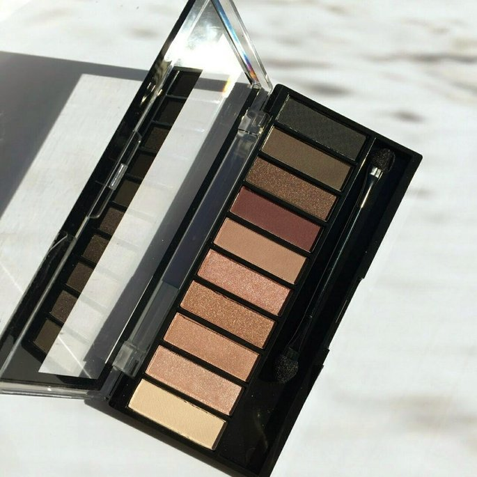 Wet n Wild Au Naturel Eye Shadow Nude Awakening uploaded by Ashley W.