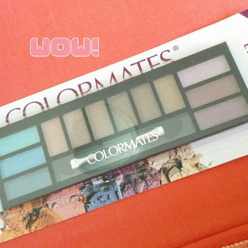 Photo of Colormates 12pan Eyeshadow Warm Pack Of 6 uploaded by Vik V.