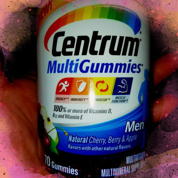 Centrum MultiGummies Women, Cherry, Berry, Orange uploaded by Asbaerla B.