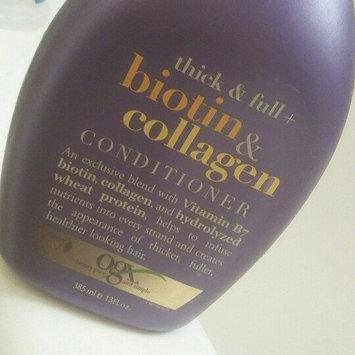 OGX® Biotin & Collagen Conditioner uploaded by JAS T.