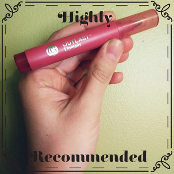 Photo of COVERGIRL Outlast Lipstain Lip Color uploaded by Joanna E.