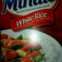 Minute Rice Instant Long Grain White Rice uploaded by Sydanee H.