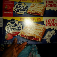 Pillsbury Toaster Strudel™ Strawberry Toaster Pastries 12 ct Box uploaded by sydanee h.