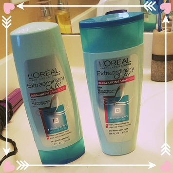 L'Oréal Extraordinary Clay Rebalancing Shampoo uploaded by Morganne M.