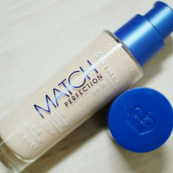Rimmel: Rimmel Match Perfection Foundation True Ivory uploaded by Rebecca T.