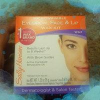 Sally Hansen Eyebrow, Face & Lip Wax, Microwaveable, wax 1.25 oz uploaded by crystal s.