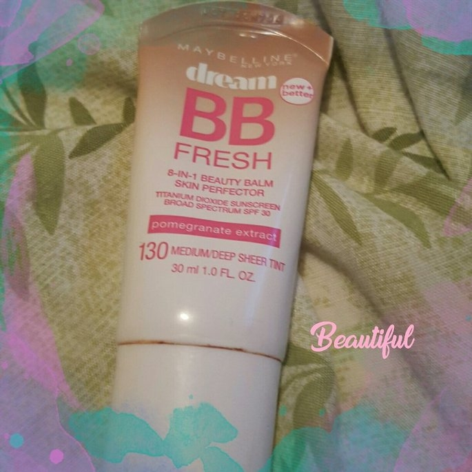 Maybelline Dream Pure BB Cream Skin Clearing Perfector uploaded by Faith D.