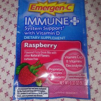 Photo of Emergen-C 1,000 mg Vitamin C Raspberry uploaded by Caitlin K.