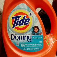Tide 2x Downy Clean Breeze uploaded by Brittany A.