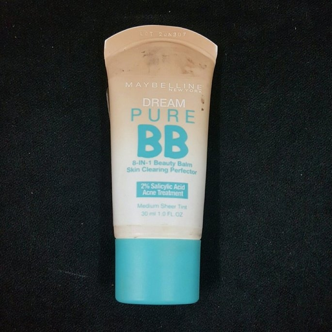 Maybelline Dream Pure BB Cream Skin Clearing Perfector uploaded by Alyanna L.