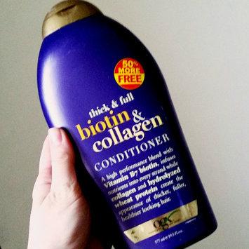 OGX® Biotin & Collagen Conditioner uploaded by Rachel D.