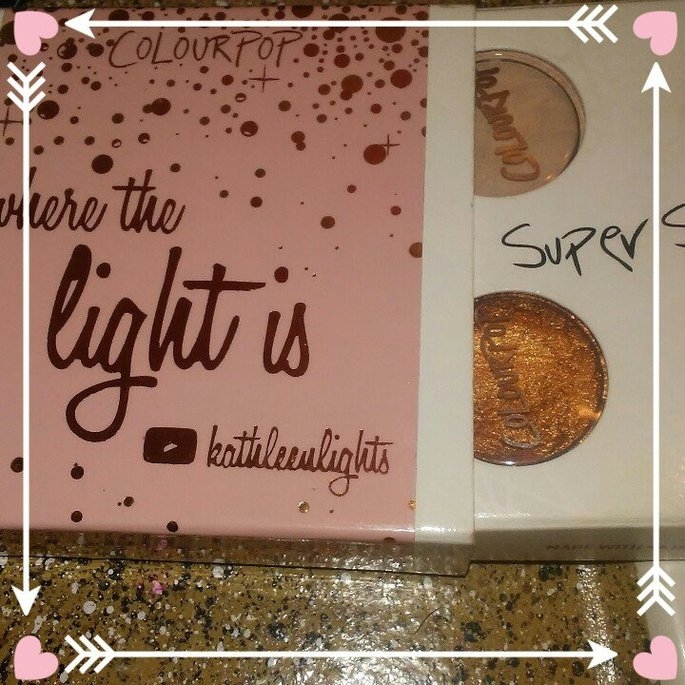 Colourpop Where the Light Is uploaded by ashley c.